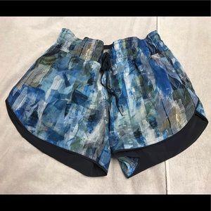 Lululemon Speed Up Shorts. Used once.